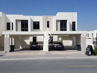 3 Bedroom Villa for Rent in Town Square, Dubai - Amazing 3 BR | Type 2 | Community View