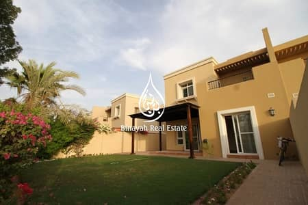 3 Bedroom Townhouse for Rent in Arabian Ranches, Dubai - Full Lake View