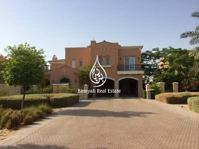 5 Bedroom Villa for Sale in Arabian Ranches, Dubai - Full Golf Course 5 BR Type 17 Vacant