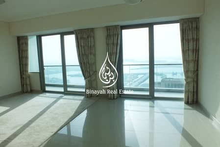 1 Bedroom Flat for Rent in Dubai Marina, Dubai - Furnished 1 Bedroom | Ocean Heights | 105K in 4 cheques