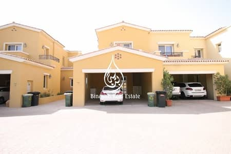 2 Bedroom Townhouse for Rent in Arabian Ranches, Dubai - 2 BR Opposit Park & Pool Palmera 2