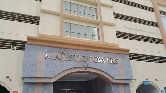 1 Bedroom Flat for Rent in Emirates City, Ajman - 17,000 With Parking Monthly Payment 1 Bed Room Available For Rent in Ajman Emirates City