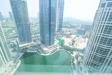 1 Bedroom Apartment for Sale in Jumeirah Lake Towers (JLT), Dubai - Exclusive|Full Lake View|Vacant|High Floor