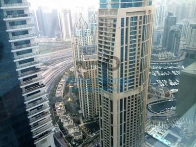3 Bedroom Apartment for Sale in Dubai Marina, Dubai - VACANT | LARGE 3 BR | NICE LOCATION | PARTIAL MARINA VIEW