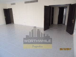 Beautiful 2BR flat only at AED 80K is available on rent Located in the prime loctaion of Khalidiyah