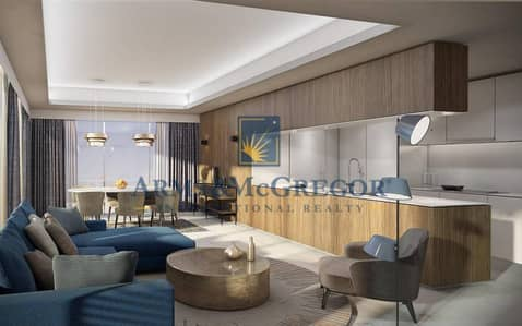 Invest in a Studio Rotana managed residences