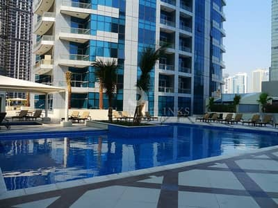 Luxury 1 bed flat with Dubai Marina view