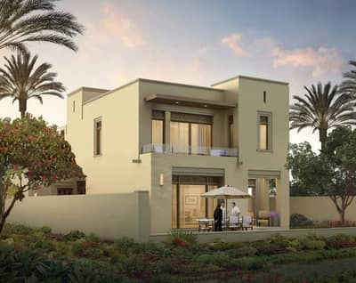 4 bedrooms villa for sale in Arabian ranches with a 5 year installment4 bedrooms villa for sale in A