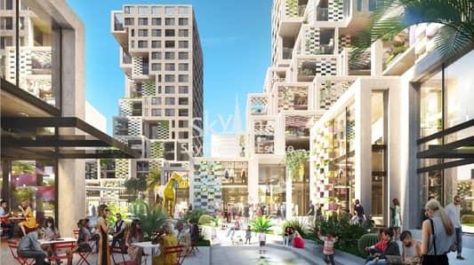2 Bedroom Apartment for Sale in Al Reem Island, Abu Dhabi - 2-apartment-pixel-makersdictrict-reemisland-abudhabi-uae