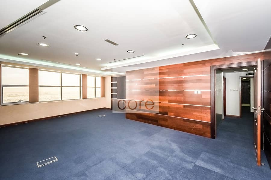 Semi Fitted Office I High Floor I Freezone