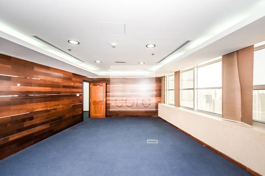 2 Semi Fitted Office I High Floor I Freezone