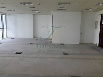 Office for Rent in Jumeirah Lake Towers (JLT), Dubai - FITTED OFFICE NEAR JLT METRO - INDIGO TOWER
