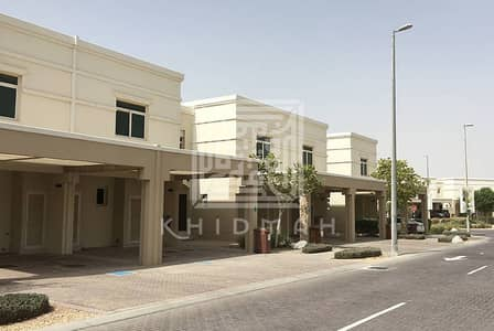 2 Bedroom Villa for Sale in Al Ghadeer, Abu Dhabi - Best price in market, single row 2 plus 1 Townhouse