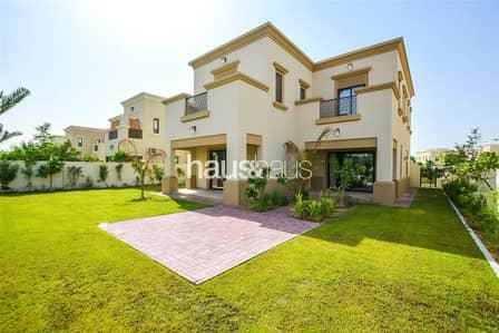 فیلا 4 غرف نوم للايجار في المرابع العربية 2، دبي - Exclusive | Fully furnished to high spec