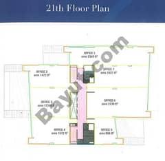 21st Floor