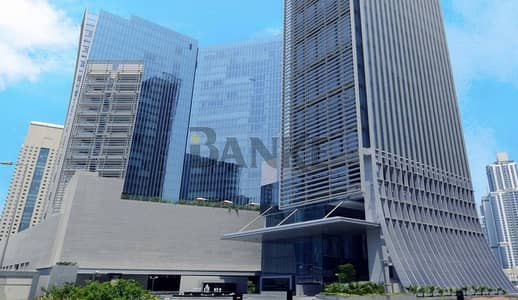 Furnished office | The Oberoi Centre | Dubai Canal view