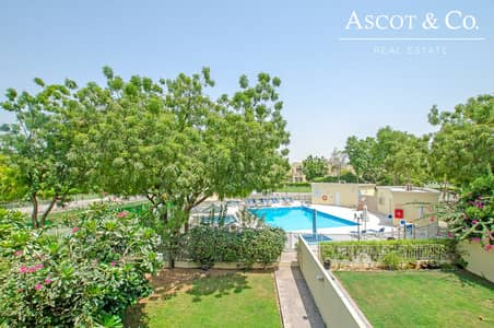 Pool and Park View | Type 2M |Vacant Now