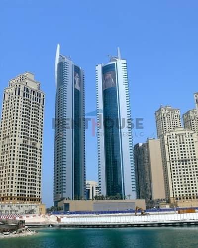 Full Sea View 3 + Maids Al Fattan Marine Tower JBR