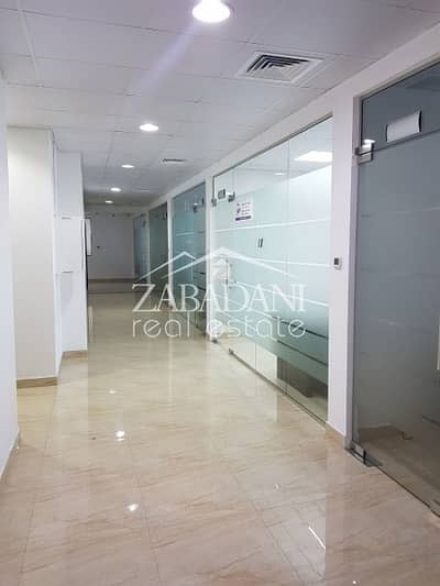 Full Floor Fully Fitted And Furnished Office On SZR