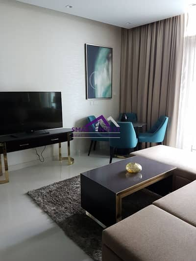 2 Bedroom Flat for Sale in Downtown Dubai, Dubai - Fully furnished 2BR Apartment for sale in Uppercrest