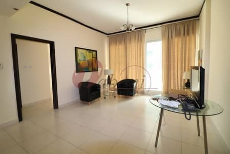 1 Bedroom Flat for Rent in Dubai Marina, Dubai - 1BR Marina View best offer in 4 cheques