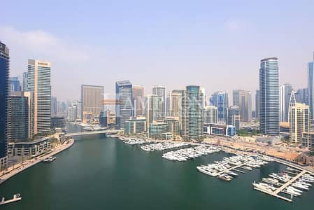 Highly Desired 3BR | Full Marina View