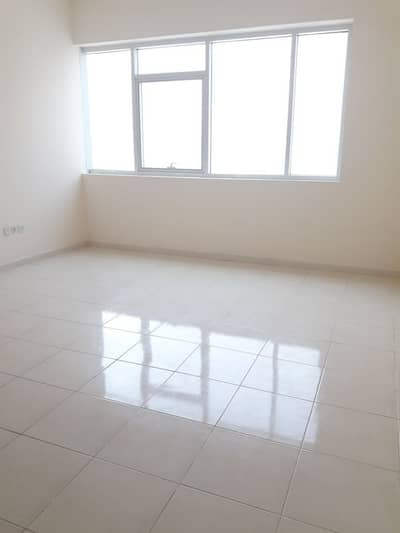 No deposit with 20 days free studio flat with balcony al nahda area rent only 20k,21k in 6chqs