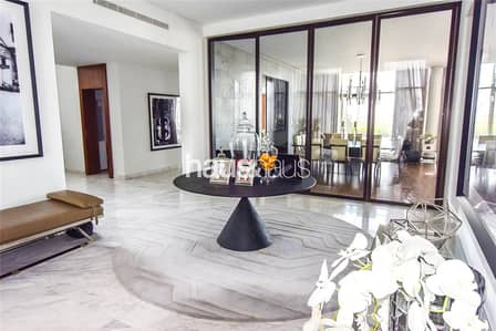 6 Bedroom Villa for Sale in DAMAC Hills (Akoya by DAMAC), Dubai - 6 beds | Golf and Lake views | Furnished
