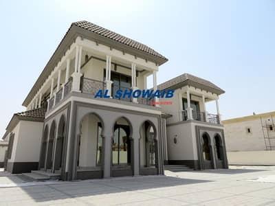 فیلا 5 غرفة نوم للايجار في الخوانیج، دبي - Brand new 7000 Sq-ft  5 Br Villa with Pool in Al Khawaneej 1
