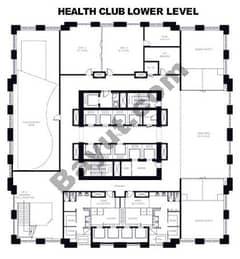 Health Club Lower Level