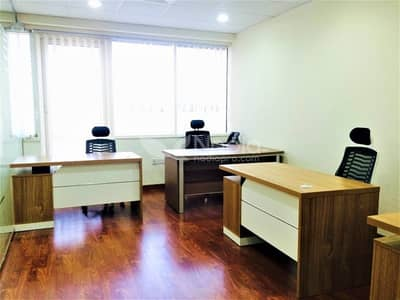 Ready to Move-In | Fully Furnished Service Office | For Rent