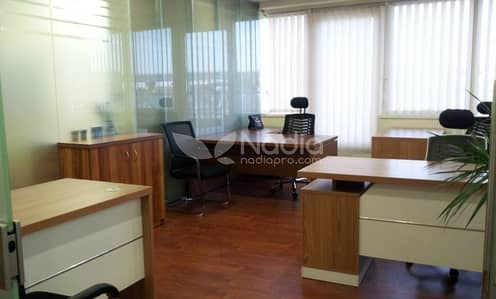 Spacious Fully Serviced Smart Office | Prime Location