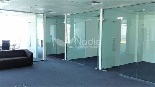 Fitted & Furnished Office with Partitions | Opal Tower | Business Bay