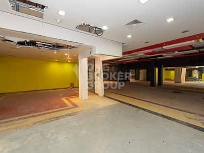 Shop for Rent in Al Quoz, Dubai - Studio area behind Jump Up