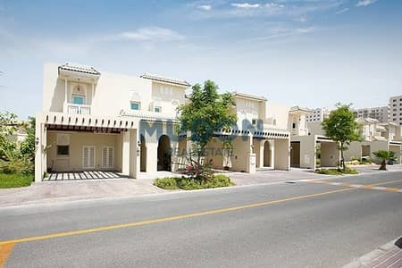 3 Bedroom Villa for Sale in Al Furjan, Dubai - Pay only 5% and move to your villa