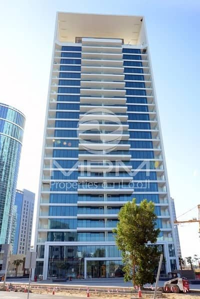 1 Bedroom Flat for Rent in Danet Abu Dhabi, Abu Dhabi - 1 Bedroom Apartment in The View