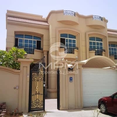 5 Bedroom Villa for Rent in Shakhbout City (Khalifa City B), Abu Dhabi - 4 Bedroom with Maid's Room Compound Villa