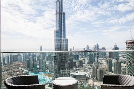 Burj Khalifa and Fountain Views   4 Bedroom