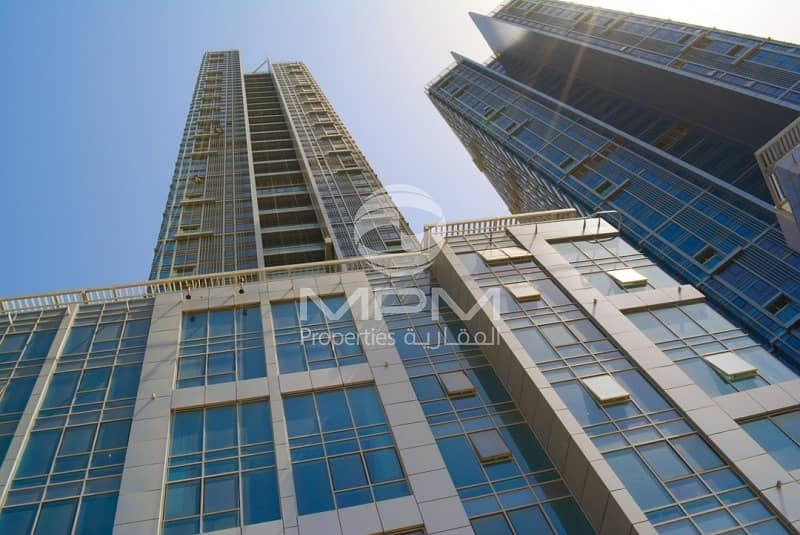 2 Ready To Move In 1 Bedroom Apartment in Horizon Tower