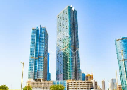 1 Bedroom Apartment for Sale in Al Reem Island, Abu Dhabi - Pay 8% & move in 1 Bedroom Apartment in Horizon Tower