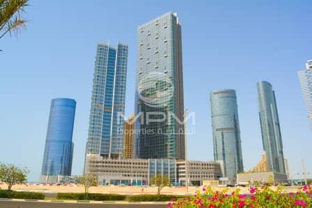 1 Bedroom Flat for Rent in Al Reem Island, Abu Dhabi - 1 Bedroom Apartment available in Horizon Tower B