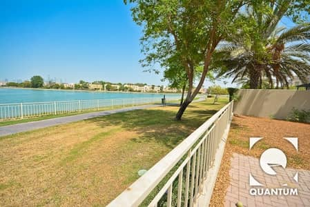 3 Bedroom Villa for Rent in The Springs, Dubai - Type 1E | Vacant | Must See | Lake View