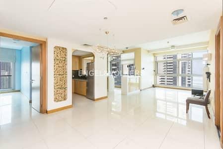 3 Bedroom Apartment for Rent in Dubai Marina, Dubai - Sea Views | Chiller free|Bright | Vacant