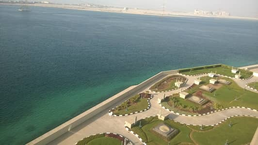 2 Bedroom Flat for Rent in Al Reem Island, Abu Dhabi - AC free Sea view 2Br flat with balcony at Reem Island
