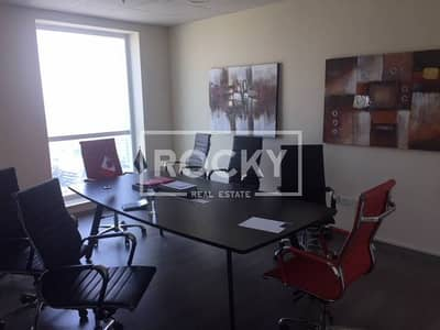 Cheapest Fully Fitted Office facing Sheikh Zayed Road | Latifa Tower