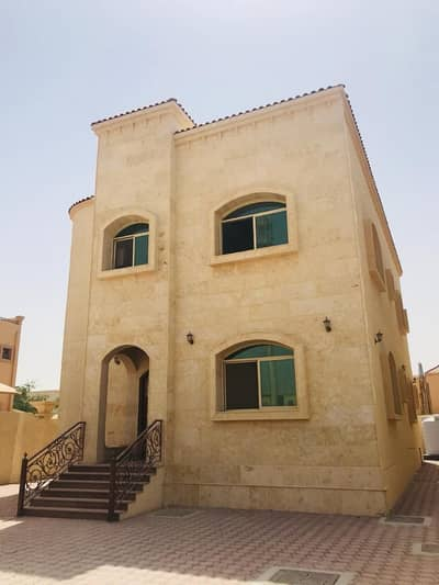 Villa for sale in Ajman Central air conditioning free ownership of all nationalities