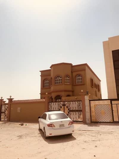 Villa for sale in Ajman finishing Super Deluxe with the lowest prices