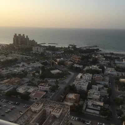 2 BHK Full sea view   in Ajman one tower