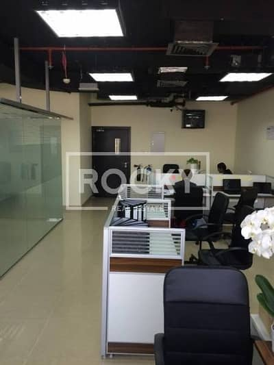 Fully Fitted | Office | Roundabout and Villa View | Silicon Oasis