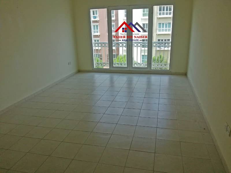 Investor Deal! Large Unfurnished 1 Bedroom with Balcony For Sale